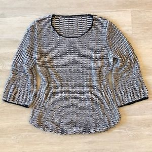 Urban Outfitters Slouchy Slub Gray Sweater S